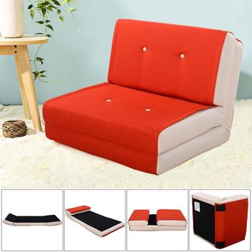 Foldable Convertible Modern Sofa Sleeper