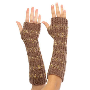 Winter Accessories, Arm Warmers, Assorted Colors Available