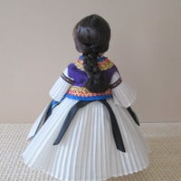 Madame Alexander Albania Doll from the International Series 1987