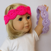Doll Headband Accessories 18 Inch Doll Clothes