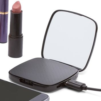 Swipe Compact Mirror Powerbank