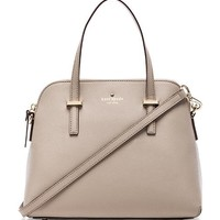 kate spade new york Maise Satchel in Beige