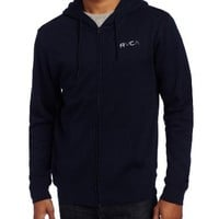 RVCA Men's Sparrows Sprocket Hooded Zip