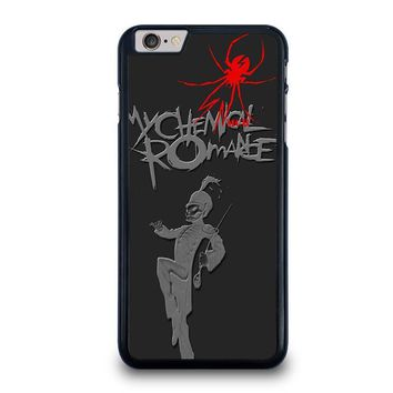 my chemical romance black parade 2 iphone 6 6s plus case cover  number 1
