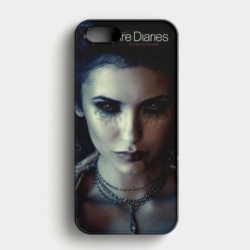 Elena Gilbert Vampire Diaries iPhone SE Case