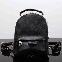 DCC3W Louis Vuitton Fashion Shoulder Bag Bookbag Backpack Daypack-2