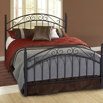 Hillsdale Willow Bed Set - Queen - Rails not included