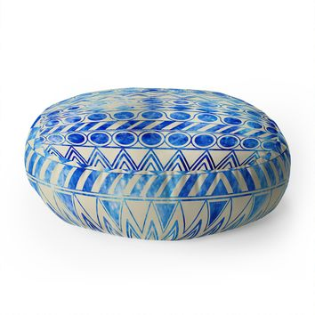 Fimbis Cool Kicks Floor Pillow Round