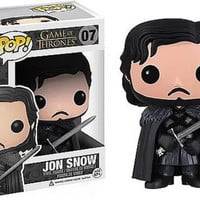 Funko POP! Game of Thrones Jon Snow Vinyl Figure #07