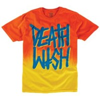 Deathwish Death Stack Faded T-Shirt - Men's at CCS
