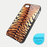 Tiger Skin Pattern iPhone 5 Case