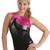 Classic Scoop Back Workout Leotard from GK Elite