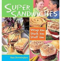 Super Sandwiches (Hardcover)
