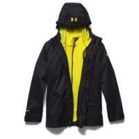 Under Armour Boys' UA Storm ColdGear Infrared Wildwood 3-in-1 Jacket