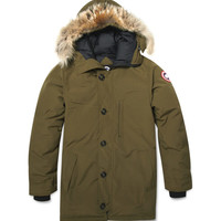 Canada Goose - Chateau Coyote-Trimmed Parka Jacket | MR PORTER