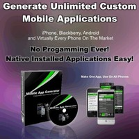 android app generator software & niche app marketing system. | affiliate seo traffic - Mobile Apps Review