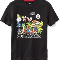 Super Mario™ Graphic Tee for Boys | Old Navy