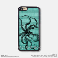 Sketch octopu Free Shipping iPhone 6 6Plus case iPhone 5s case iPhone 5C case 174
