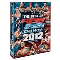 WWE: The Best of Raw and SmackDown 2012 DVD