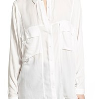 Leith Oversize Shirt | Nordstrom