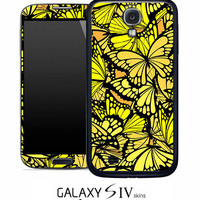 Butterflies Galore Skin for the Samsung Galaxy S4, S3, S2, Galaxy Note 1 or 2