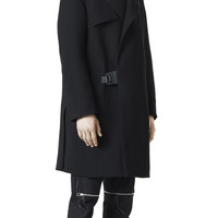 Balenciaga Trench Black - Men's Coats