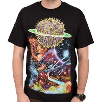 Rings of Saturn 'Saturn Ship' T-Shirt