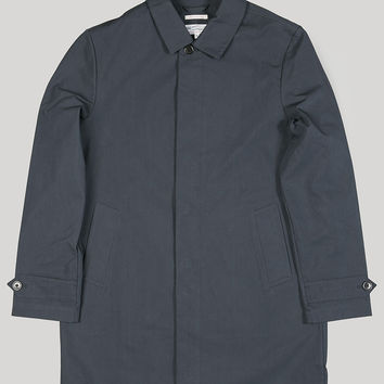 Gant Rugger Laminated Coat Navy