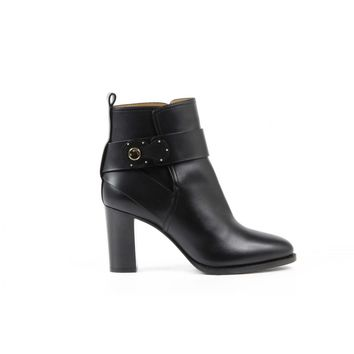 Ralph Lauren Womens Ankle Boot MEHIRA SPORT CALF BLACK