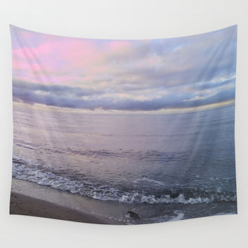 Serenity Wall Tapestry by Marco Gonzalez