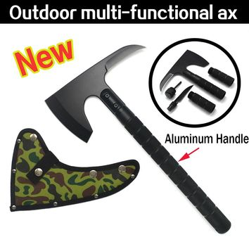 Outdoor multi-functional camping tools axe