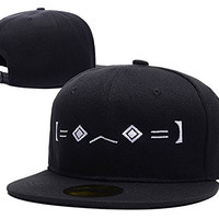 ZZZB Porter Robinson Worlds Logo Adjustable snapback Embroidery Hats Caps