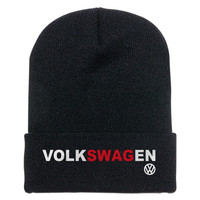 Volkswagen SWAG  Embroidered Knit Cap