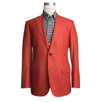 The Freeman Sportcoat - Red Flannel