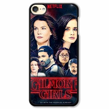 Gilmore Girl Poster iPod Touch 6 Case