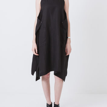 Black Flick Dress