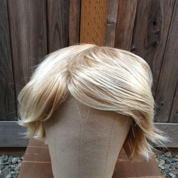 Kristoff Frozen Men's Prince Wig Screen Quality Custom Couture Styled