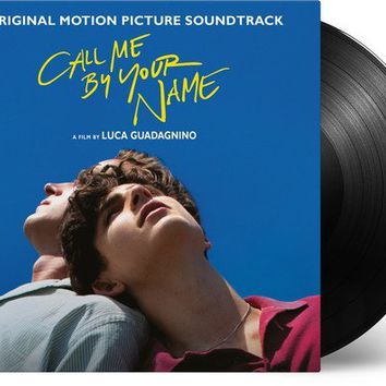 Call Me By Your Name original Soundtrack