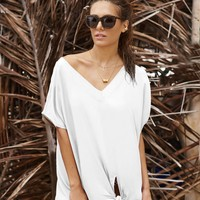 Blanc Tie The Knot Cover Up