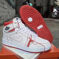 Air jordan high-top casual sneakers shoes