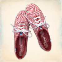 Hollister + Keds Champion