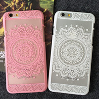 Bohemian Lace iPhone 5se 5s 6s 6s Case Cose Gift 304