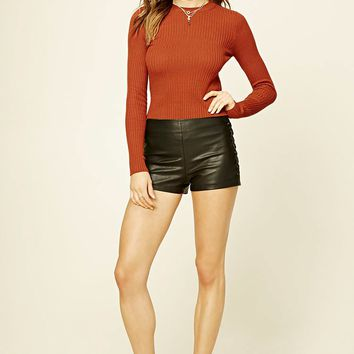 Cable Knit Sweater - Women - Tops - 2000201125 - Forever 21 EU English