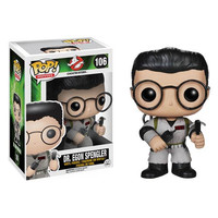 Funko POP! Ghostbusters - Vinyl Figure - DR. EGON SPENGLER (Pre-Order ships May): BBToyStore.com - Toys, Plush, Trading Cards, Action Figures & Games online retail store shop sale