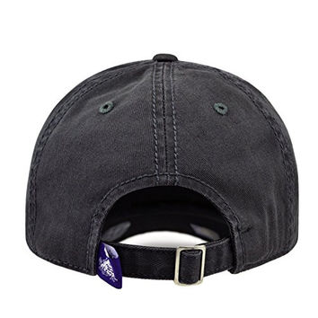 TCU Horned Frogs Official NCAA Adjustable Cotton Crew Hat Cap by Top of the World 614872