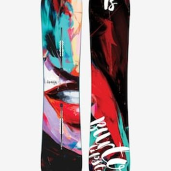 Women's Burton Lip-Stick Snowboard | Burton Snowboards Winter 2018