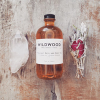Wildwood Moonlight Bath and Body Oil