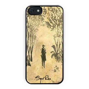 Sigur Ros Beauty Art Cover Design iPhone 5/5S Case