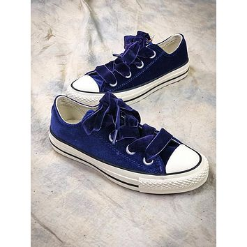 CONVERSE ALL STAR 100 COLOR HI BLUE SNEAKERS