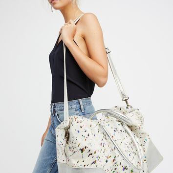 Free People Rainbow Weekender